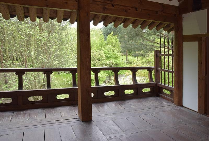 koreanisches-Waldhaus